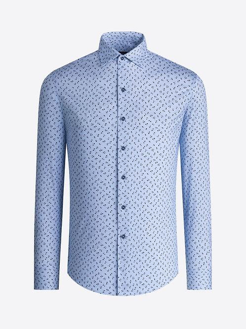 Bugatchi OoohCotton Printed Shirt