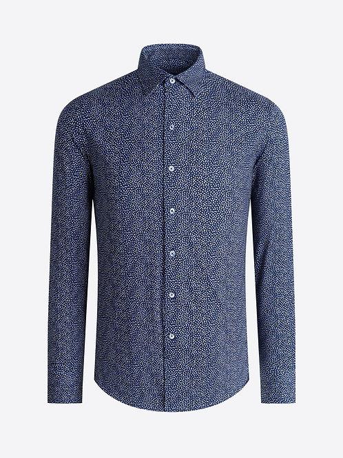 Bugatchi OoohCotton Geometric Shirt
