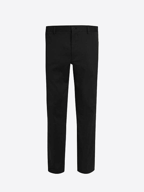 Bugatchi Performance Black Pant