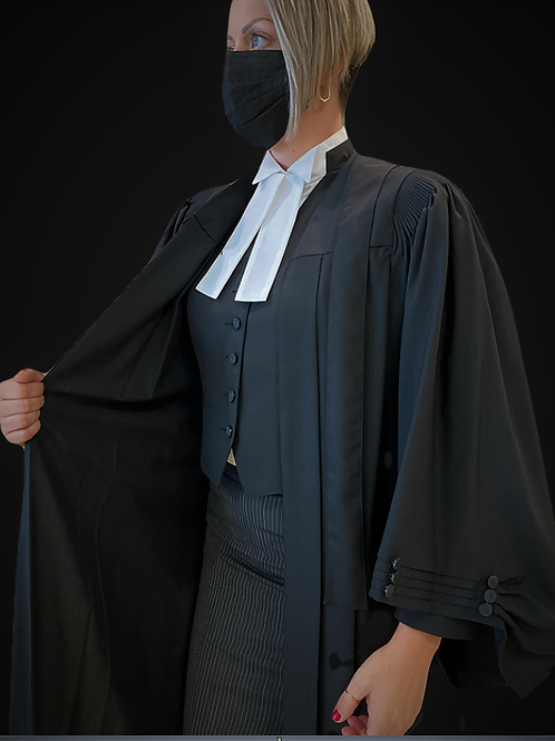 Barristers Bronze Robe Package | Women's