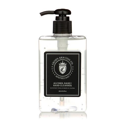 Crown Shaving Co. Alcohol Based Hand Sanitizer
