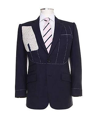 David E. White Custom Suits