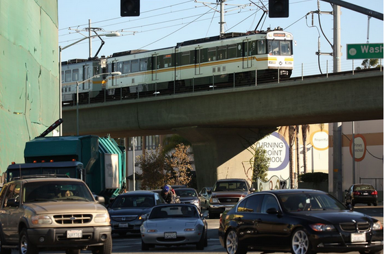 Billions spent, but fewer people are using public transportation in Southern California