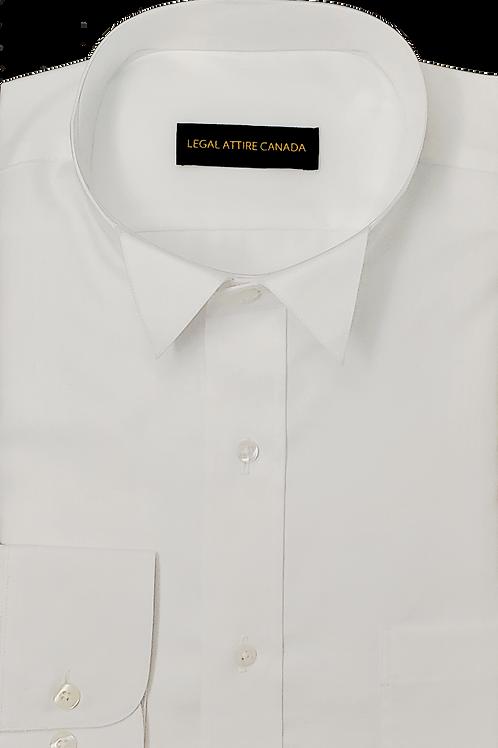 Women's Court Shirt Button Cuff