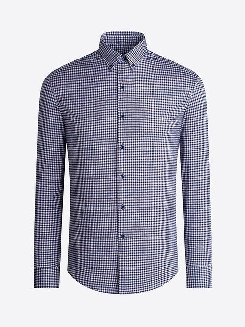 Bugatchi Performance Check Button-Down