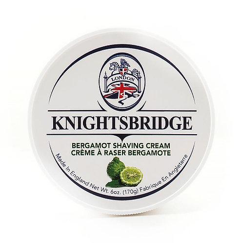 Knightsbridge Bergamot Shaving Cream