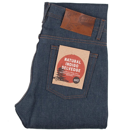 Naked & Famous Super Guy Natural Indigo