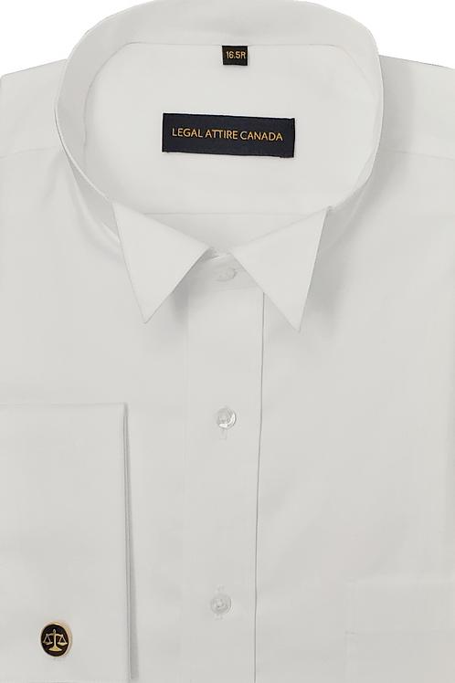 Women's Court Shirt French Cuff