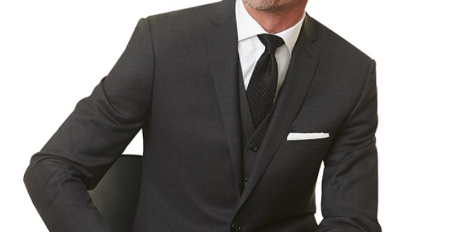 Barrister Suit | Trim Fit