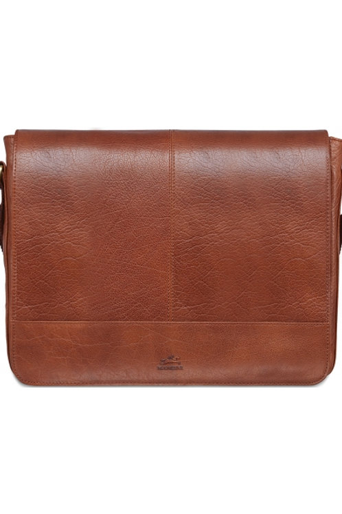 Mancini Messenger Bag for 15'' Laptop / Tablet