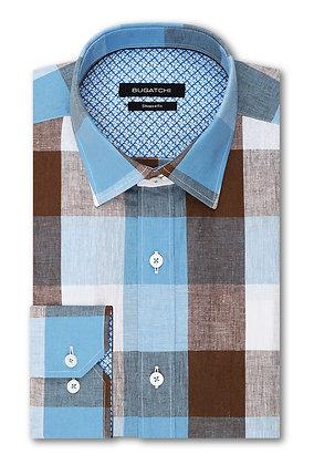 Bugatchi Linen Cotton Shirt