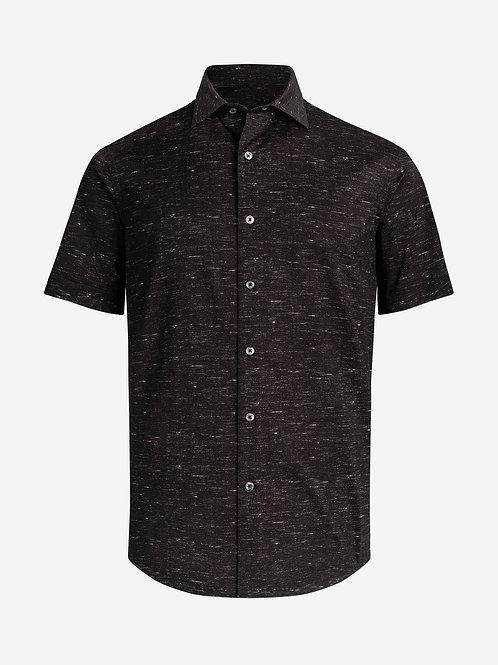 Bugatchi OohCotton Short Sleeve Shirt