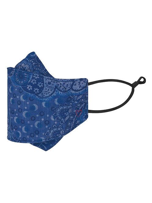 Samuelsohn Blue Over Print Mask