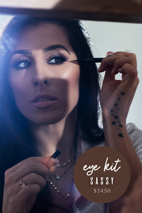 Fearless Eye Kit (Sassy)