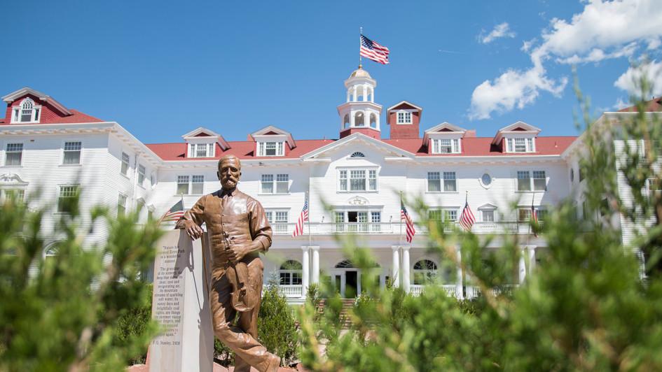 Stanley Hotel 2017