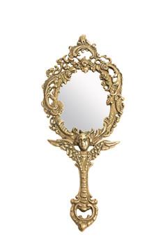 Victorian hand mirror 2020