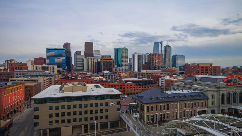 Downtown Denver 2019