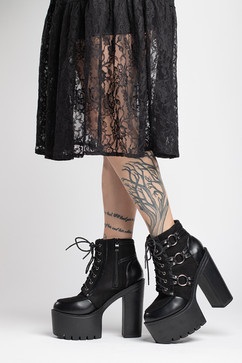Wedge Boots 2019