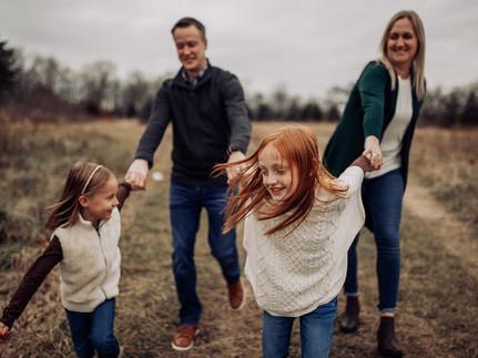 McDonnell Family | Mini Session | Kenosha, WI
