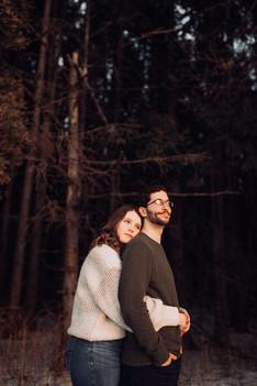 Laura + Anthony | Engagement Session | Kenosha, WI