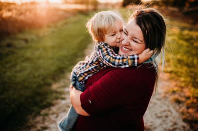 Family Amanda Jen Photography Salem, WI