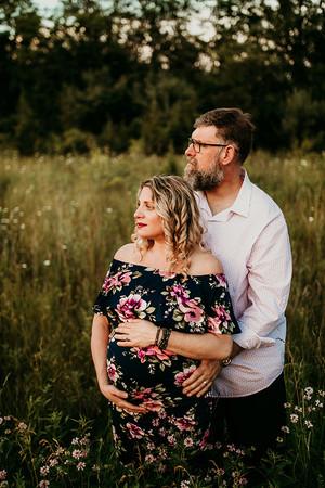 Maternity Amanda Jen Photography Salem, WI
