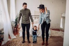 Curtiss Family Mini Session | Studio Session | Racine, WI