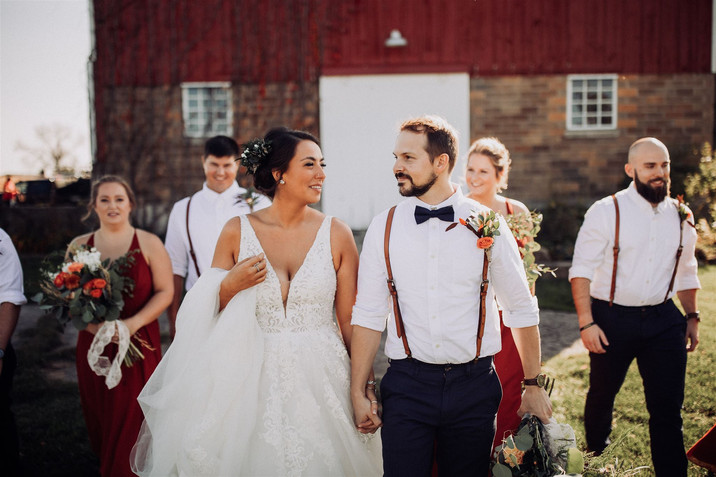 Baker | Bennett Barn | Watertown, WI
