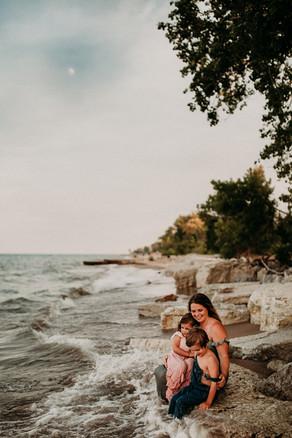 Motherhood Beach Session