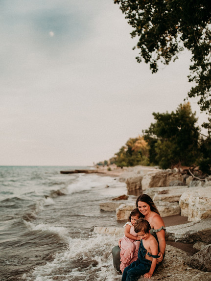 Motherhood Beach Session