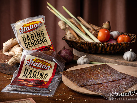 Dendeng Station, Food Product Commercial Photography
