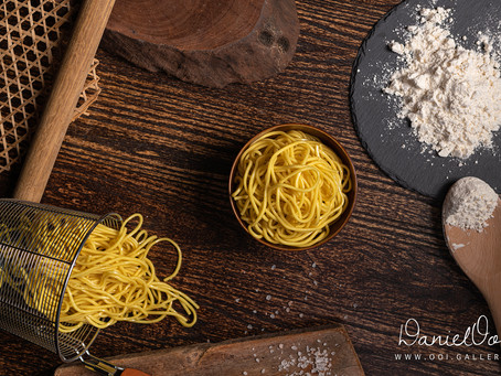 Yellow Noodle of Sri SL Kota Tinggi, Food Product Photography