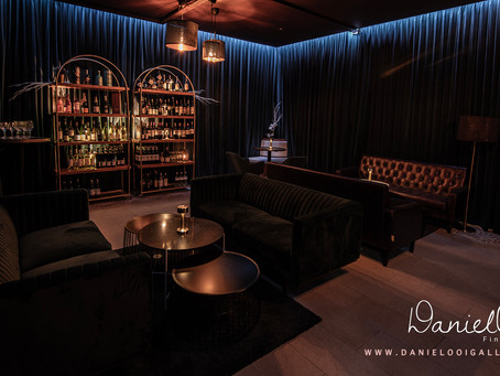Interior Photography of Pique Lounge by Tropique Café & Restaurant