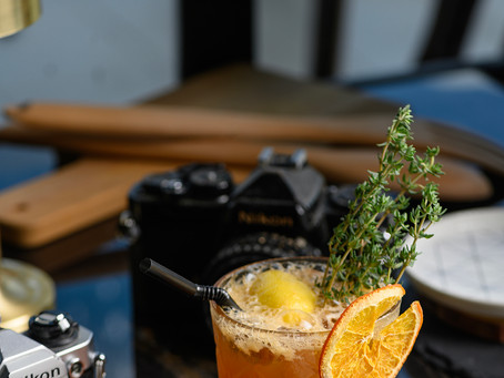 Tropique Café & Restaurant Food Photography