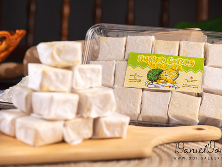 Frozen Food Product Photography for King Fruit Frozen