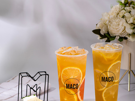 Maco Cafe Beverages Commercial Photography