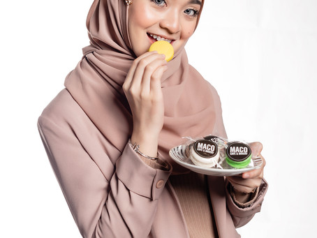 Maco Cafe X Nurul Ellyna Commercial Photography