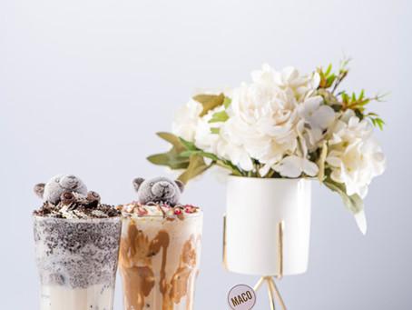 Maco Cafe Food & Beverage Menu Photography