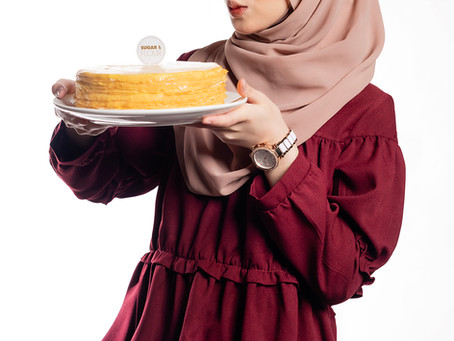 Sugar & Flour X Nurul Ellyna Commercial Photography