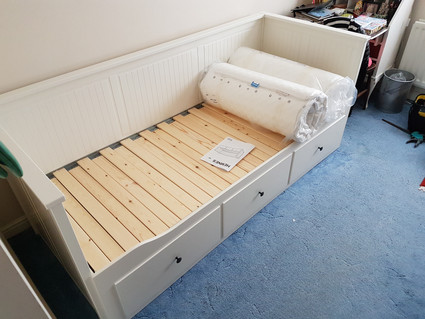 Ikea day bed