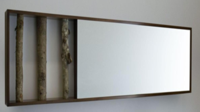 Embassy Suites mirror at rest