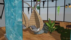 The Java Waterfall Coffee Shop