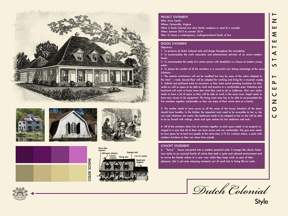 Residential Design Traditional