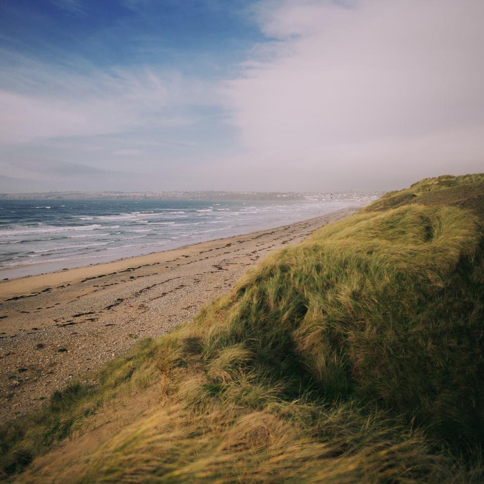 Shore edge