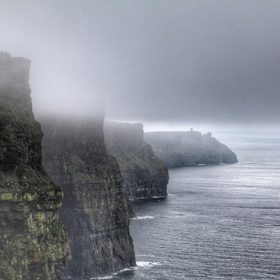 When mist darkens