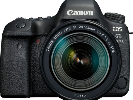 Canon EF 24-105mm IS STM Review