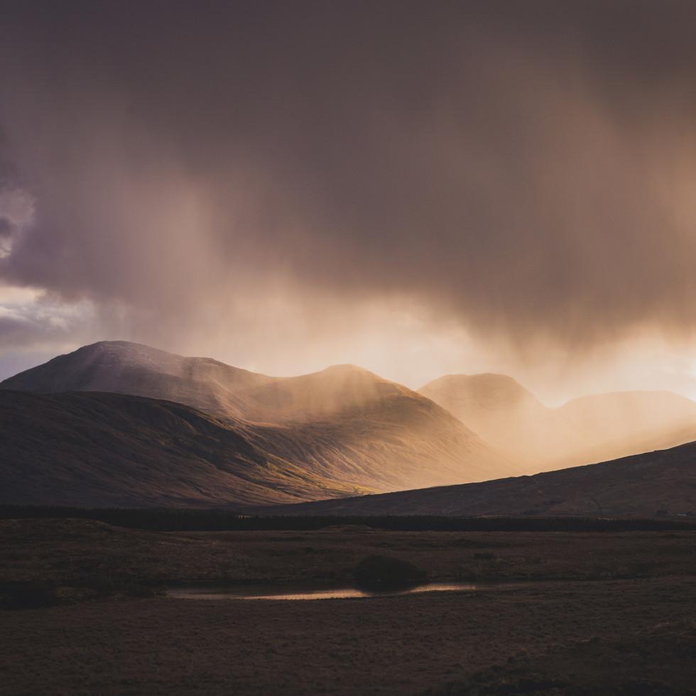 Connemara mist