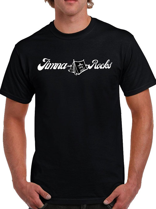 "Men's "" JIMNA ROCKS "" T shirt"