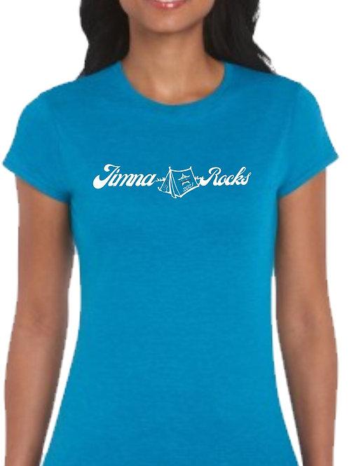 Ladies T Shirt JIMNA ROCKS