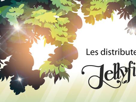 Editeurs & Distributeurs de Jellyfish-travelposter